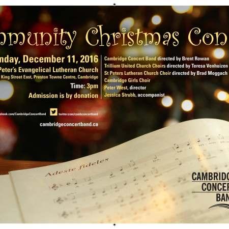 Cambridge Concert Band Page 2