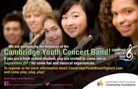 Cambridge Youth Concert Band